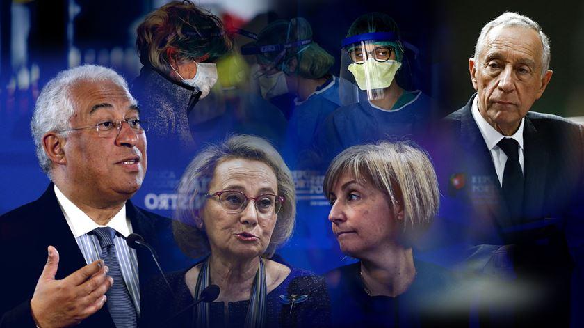 Um mês de coronavírus. O filme de um país em emergência