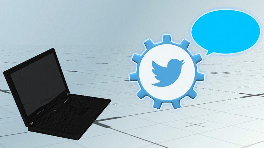 """Twitter. Maioria dos links são partilhados por """"contas-fantasma"""""""