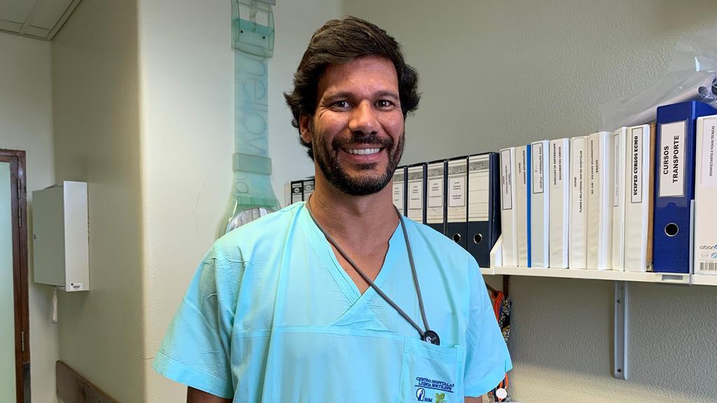 Francisco Abecasis revela reticências quanto à vacinação de crianças contra a Covid-19. Foto: DR