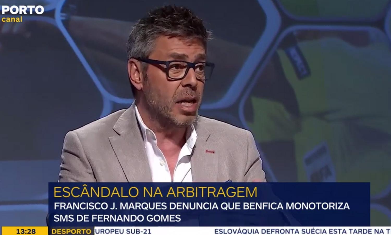 Francisco J Marques No Porto C Foto Dr