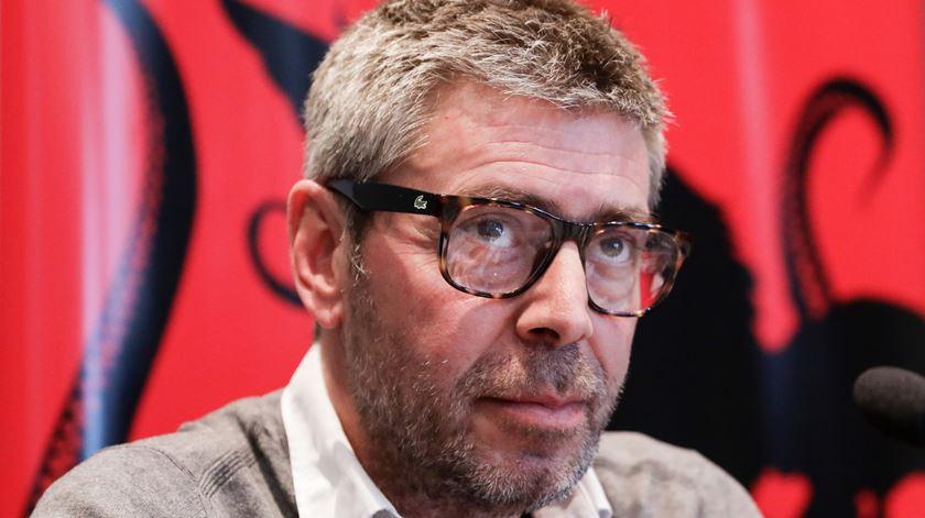"""Francisco J. Marques reage à ilibação do Benfica. """"Em Portugal, crime é desmascarar criminosos"""""""