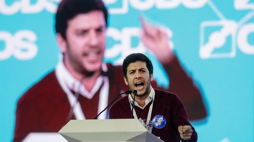 Francisco Rodrigues dos Santos é o quinto candidato à liderança do CDS