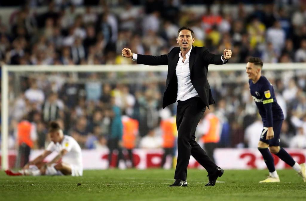 Lampard Vence Premio De Melhor Treinador De Outubro Da Premier League Renascenca