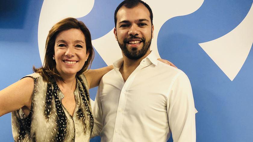 Frederico Carvalho, da Click Summit, na Manhã RR (03/10/2018)