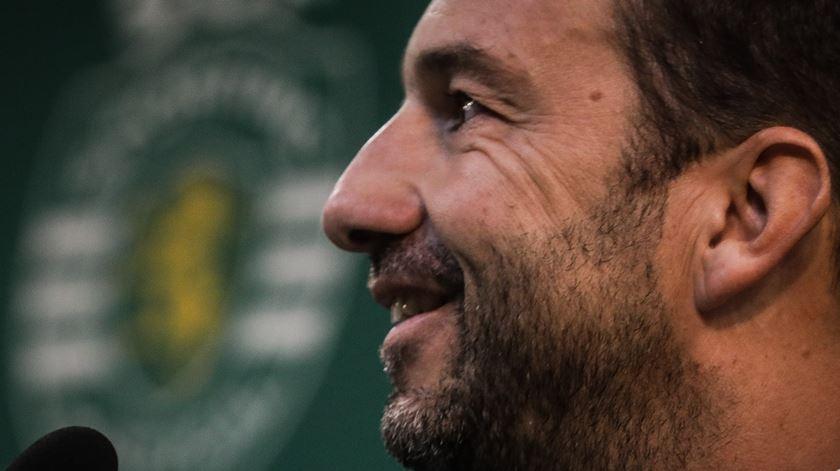 """Frederico Varandas: """"Não se ganhou apenas a Taça, o Sporting foi reerguido"""""""