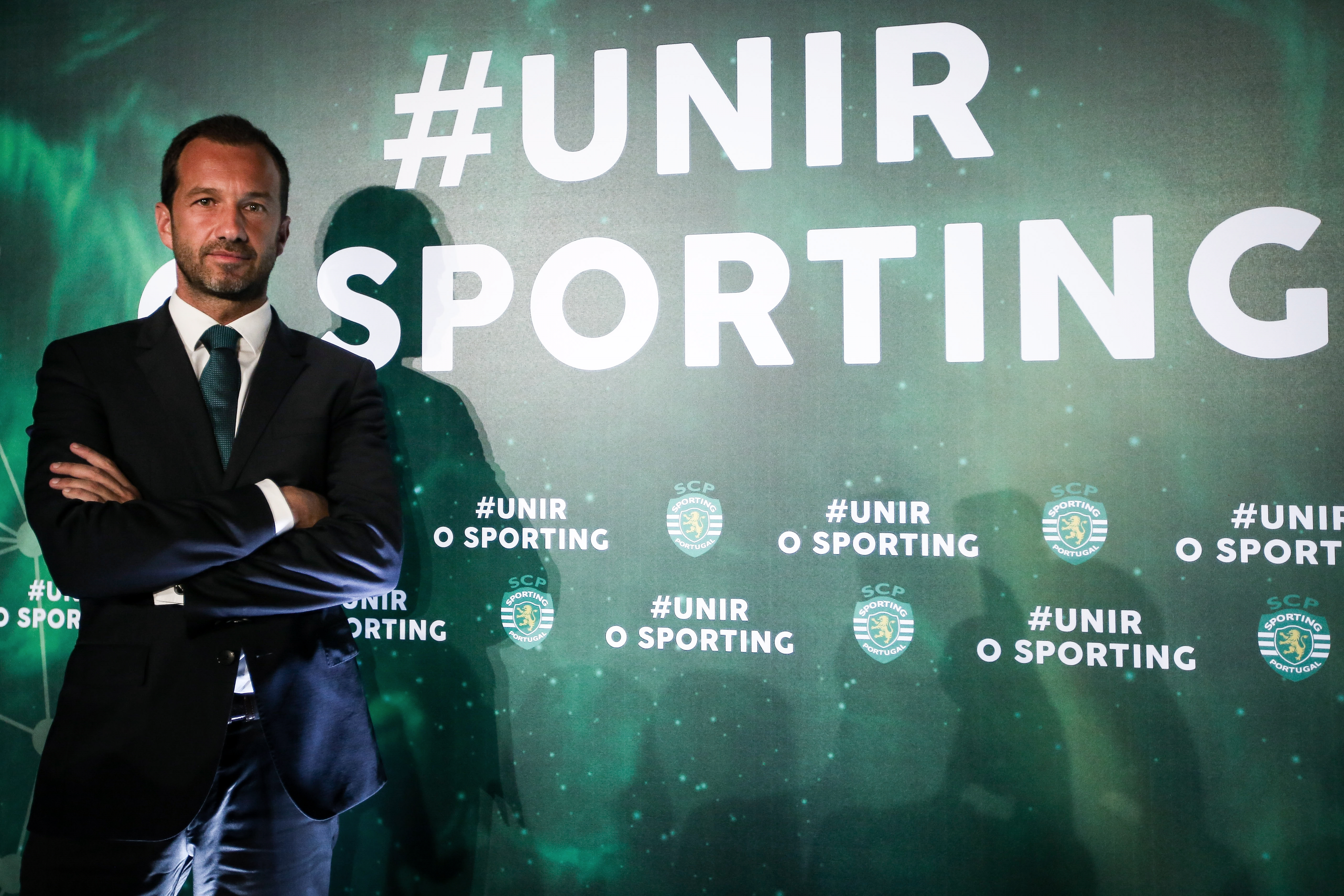 a32a5cade611 Frederico Varandas é o novo presidente do Sporting e promete título de  campeão nacional