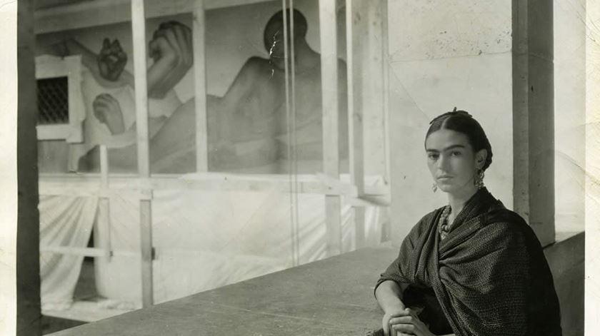 Frida Kahlo na intimidade em exposição no Porto