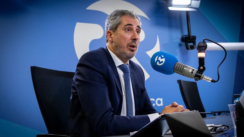 """José Eduardo Martins: """"Futuro da direita passa por uma união com partidos que não rejeitem a democracia liberal"""""""
