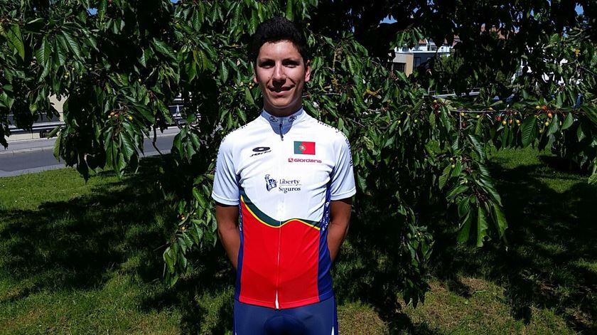 João Almeida, ciclista. Foto: DR