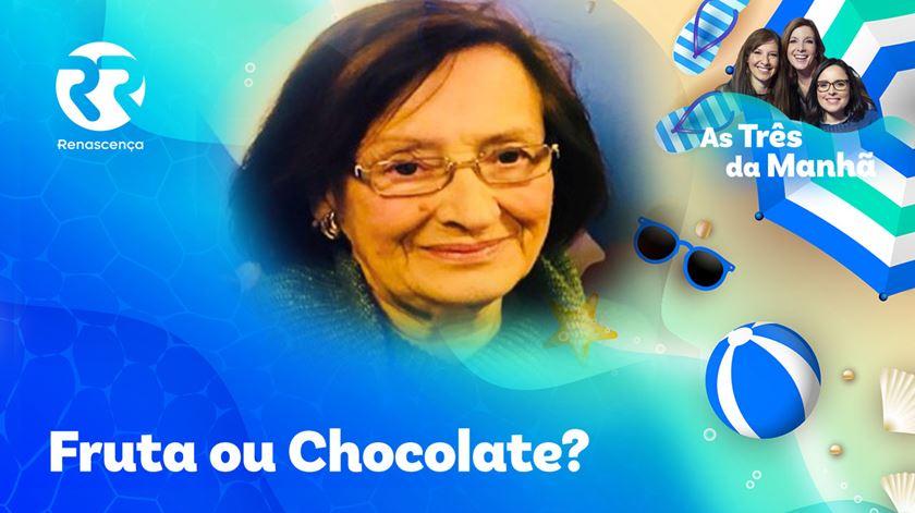 Ana Maria Magalhães - Fruta ou Chocolate?