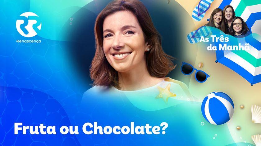 Carla Rocha - Fruta ou Chocolate?
