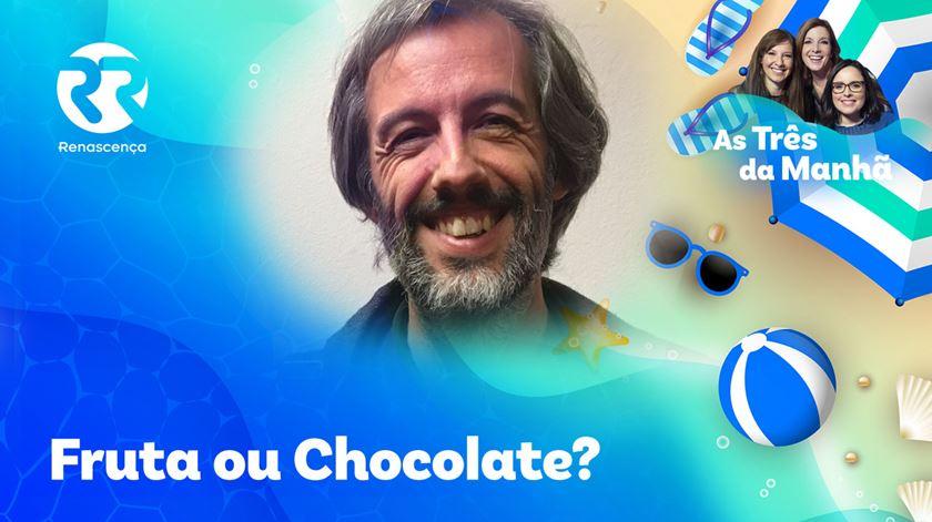 Jacinto Lucas Pires - Fruta ou Chocolate?
