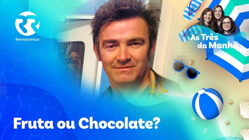 João Reis - Fruta ou Chocolate?