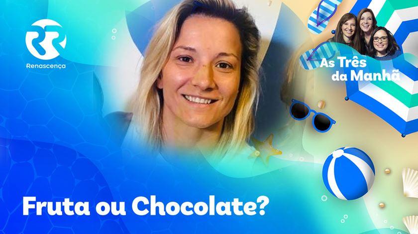 Telma Monteiro - Fruta ou Chocolate?