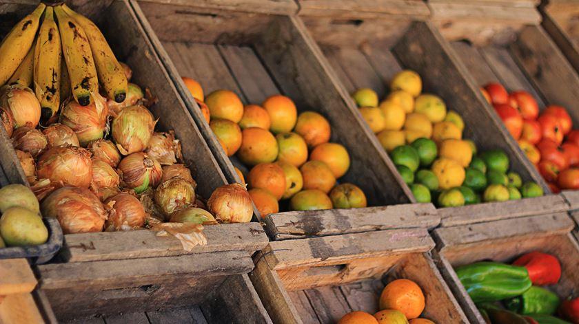 Abacates, bananas e o comércio internacional