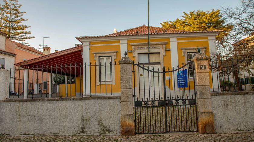 Sede da fundação ficará albergada neste edifício da vila. Foto: DR