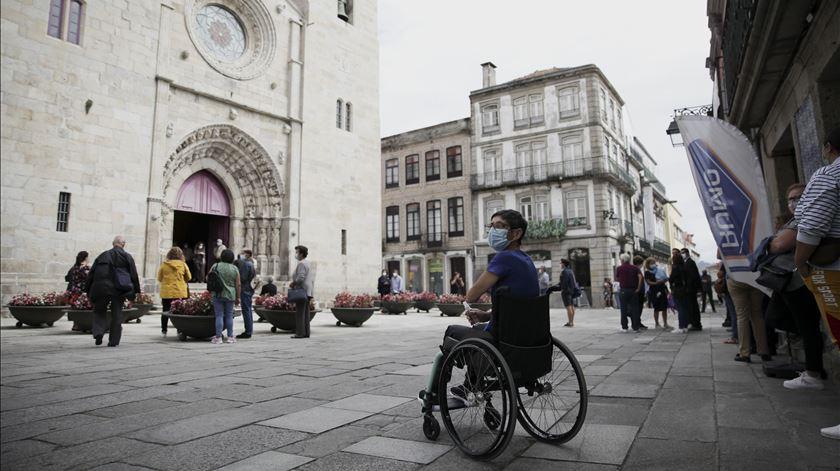 """""""D. Anacleto partiu mas ficou também"""". Viana despede-se do bispo """"humilde"""" e """"atento a todos"""""""