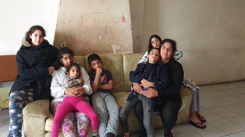 O sonho de Gabriela é ter uma habitação digna para criar os filhos Foto: Olímpia Mairos/RR