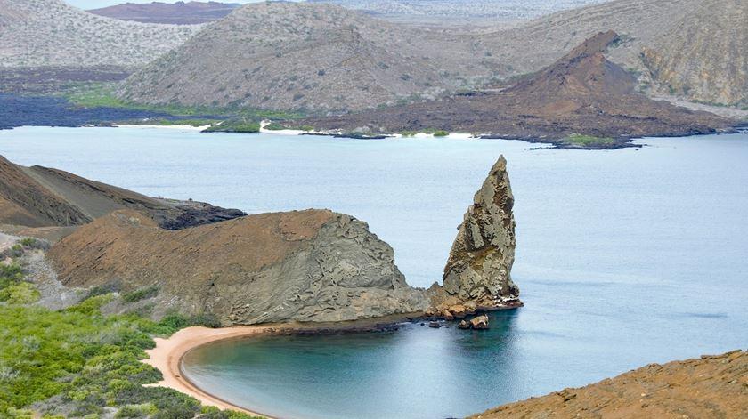 Ilhas Galápagos, no Equador. Foto: Pixabay