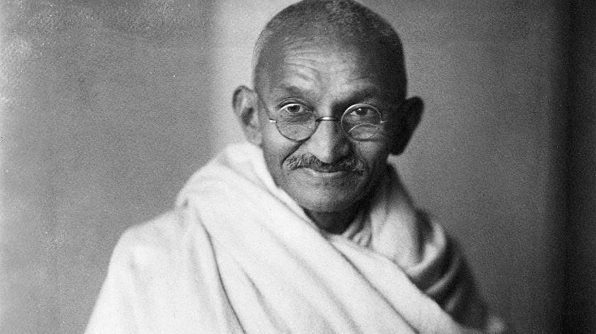 Ghandi nasceu há 150 anos e nunca foi Nobel da Paz