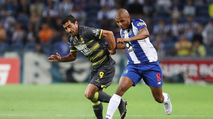 O Chaves foi goleado (5-0) na última visita ao Dragão. Foto: Liga Portugal
