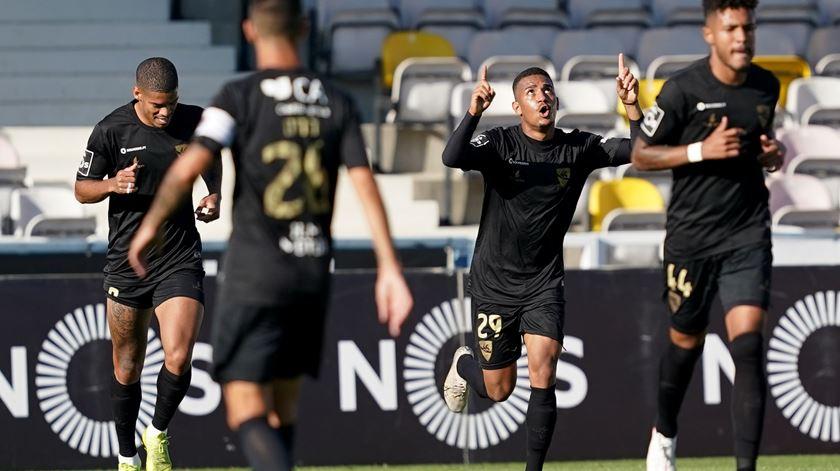 Gil Vicente derrota Portimonense