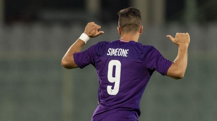 Filho de Diego Simeone associado ao Sporting