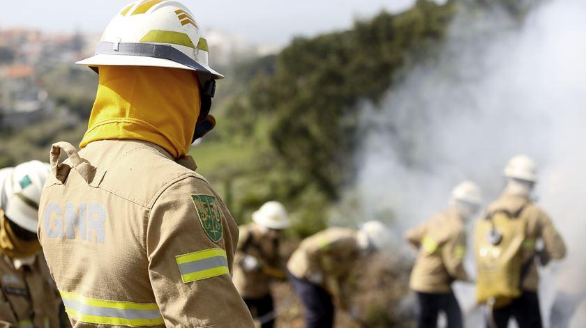 Afinal, bombeiros portugueses não vão para a Grécia