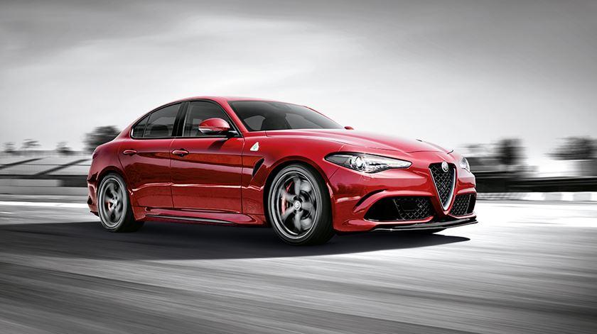 O Alfa Romeo Giulia que tem coração Ferrari