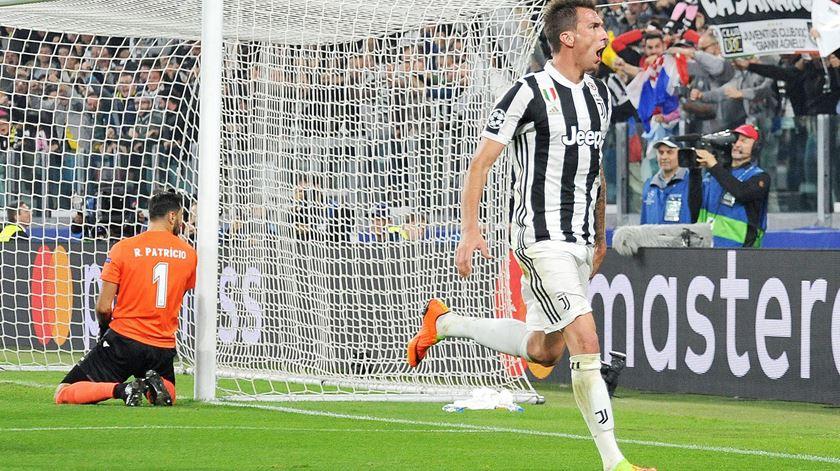 A noite em que a Juventus domou o leão em Turim