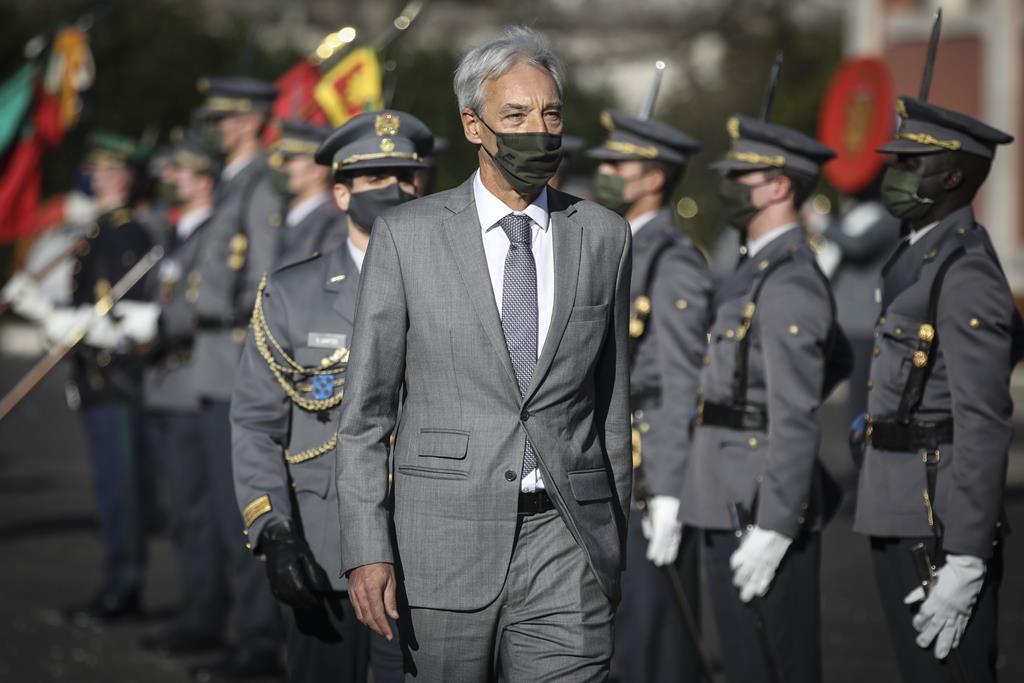 João Cravinho teme presença da China no Atlântico. Foto: André Kosters/Lusa