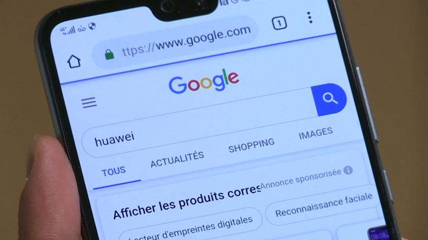 Google recua e volta a negociar com a Huawei
