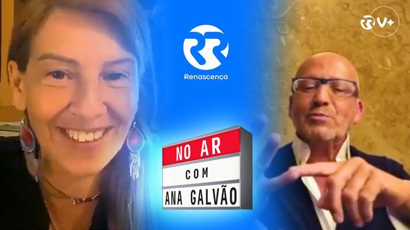 No Ar com Ana Galvão e Manuel Luís Goucha