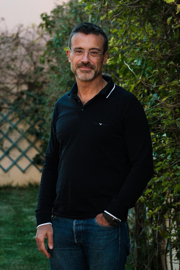 João Gouveia, presidente Sociedade Portuguesa de Cuidados Intensivos. Foto: Ricardo Lopes/Público