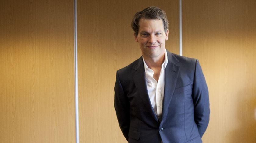 Greg Peters, administrador da Netflix responsável pela área da produção