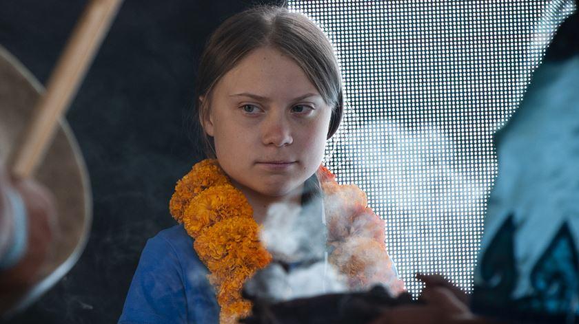 COP25. Greta Thunberg precisa de boleia para chegar a Madrid