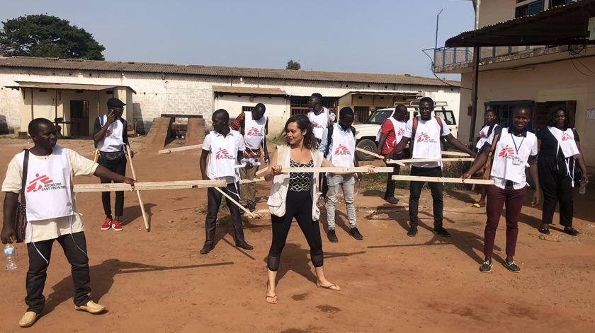 União Europeia oferece materiais e equipamentos médicos à Guiné-Bissau