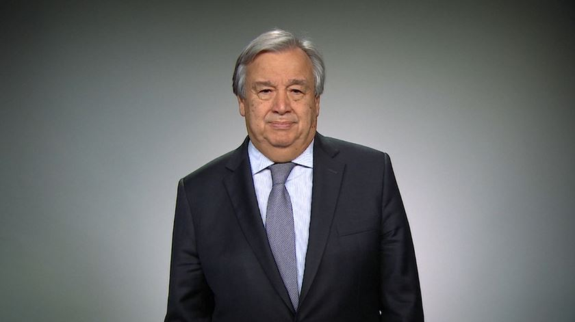 """António Guterres. """"É tempo de aproveitar a nossa última grande oportunidade"""""""