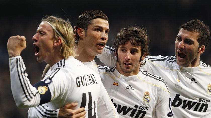 Granero coloca Cristiano Ronaldo entre as três maiores lendas do Real Madrid