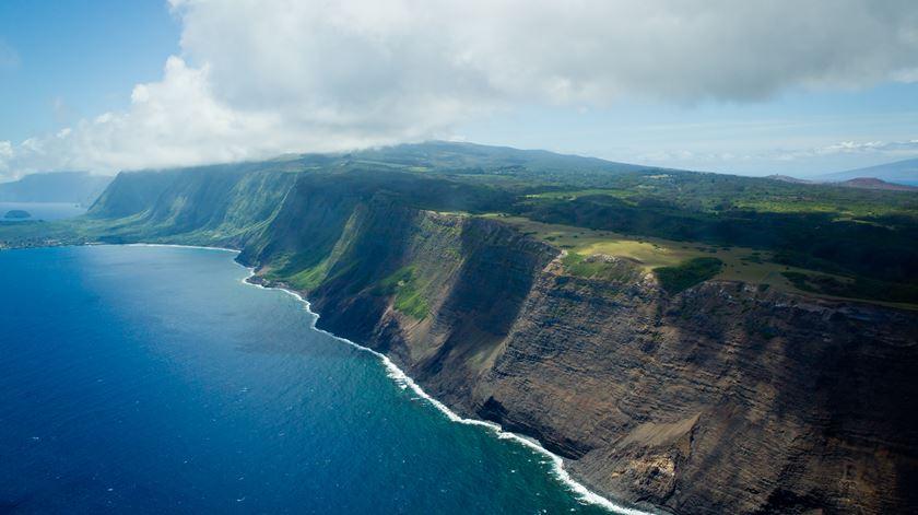 Helicóptero desaparece no Havai com sete pessoas a bordo