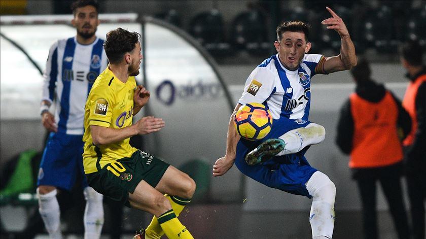 Internacional mexicano falha próximos compromissos do FC Porto. Foto: Octávio Passos/Lusa