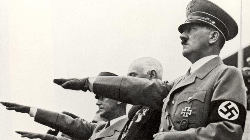Sabia que Hitler foi proposto a Nobel da Paz?