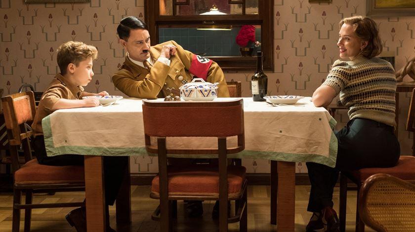 """""""Jojo Rabbit"""" vence prémio no Festival de Cinema de Toronto"""