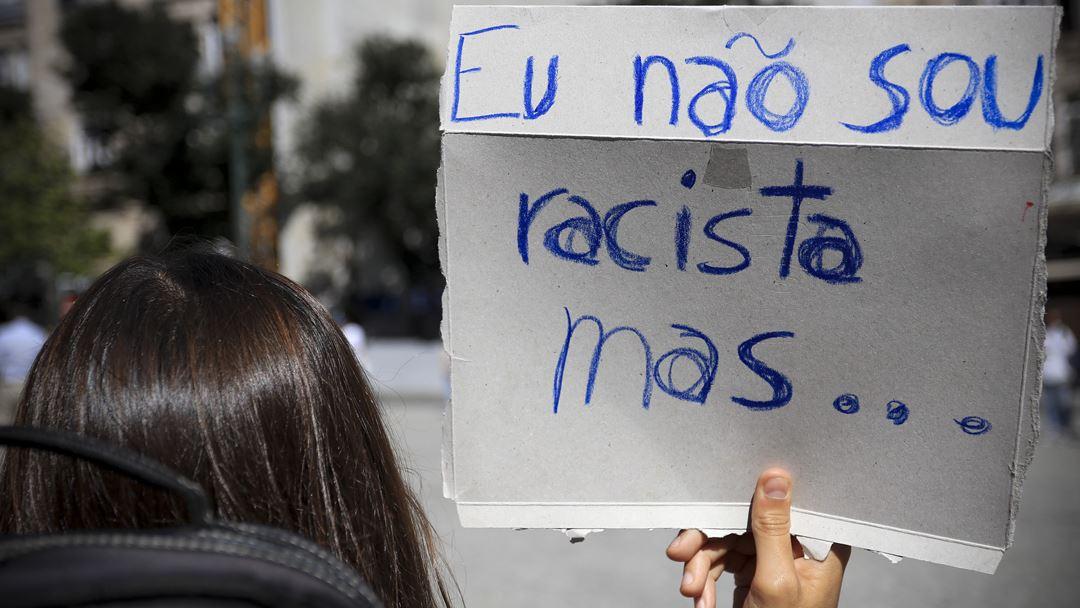 """O coordenador do Observatório para a Emigração é """"visceralmente contra dados étnico-raciais"""".Foto: Manuel Fernando Araújo/Lusa"""