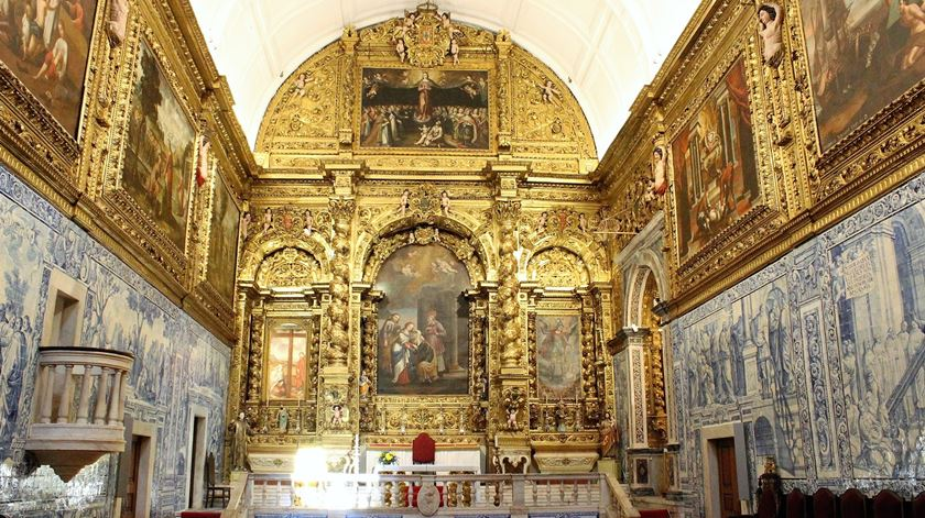 Igreja da Misericórdia de Évora requalificada. Foto: SCME