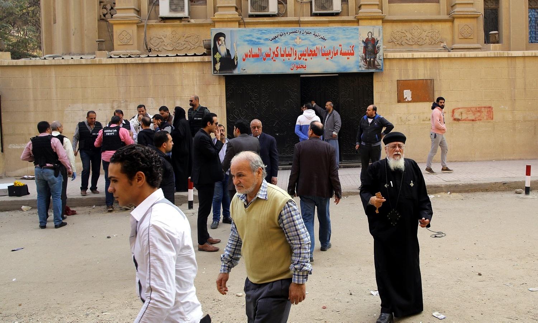 Tiroteio em igreja copta no Cairo provoca dez mortos