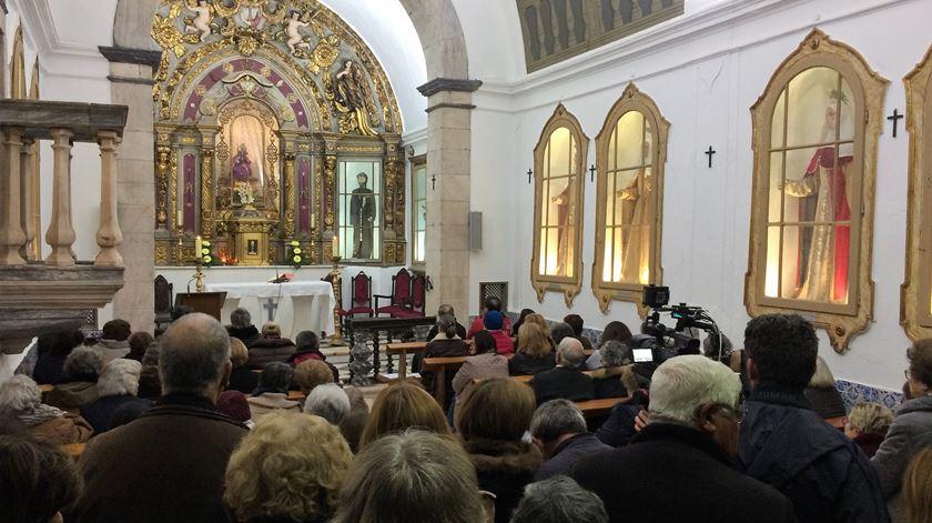 Rosario Silva - cerimonia religiosa Borba D21