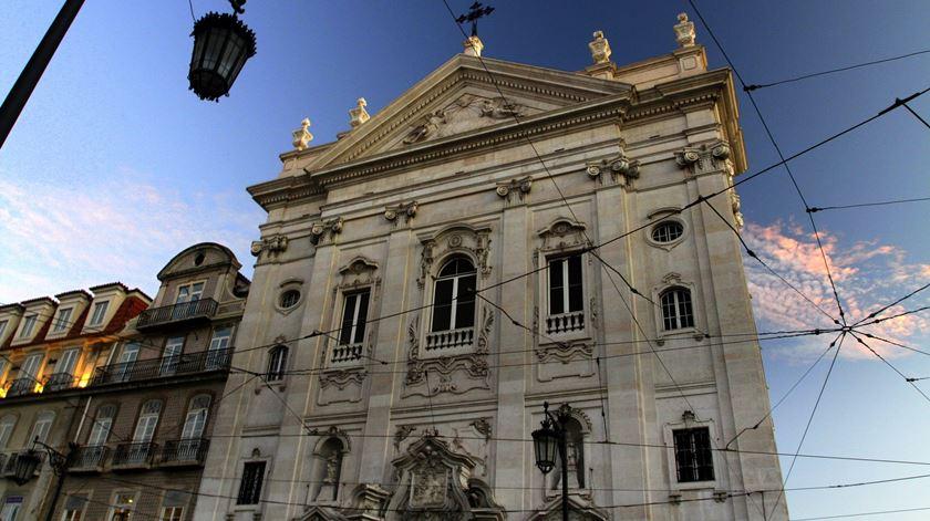 Igreja de Nossa Senhora da Encarnação, em Lisboa. Foto: Wikimedia Commons