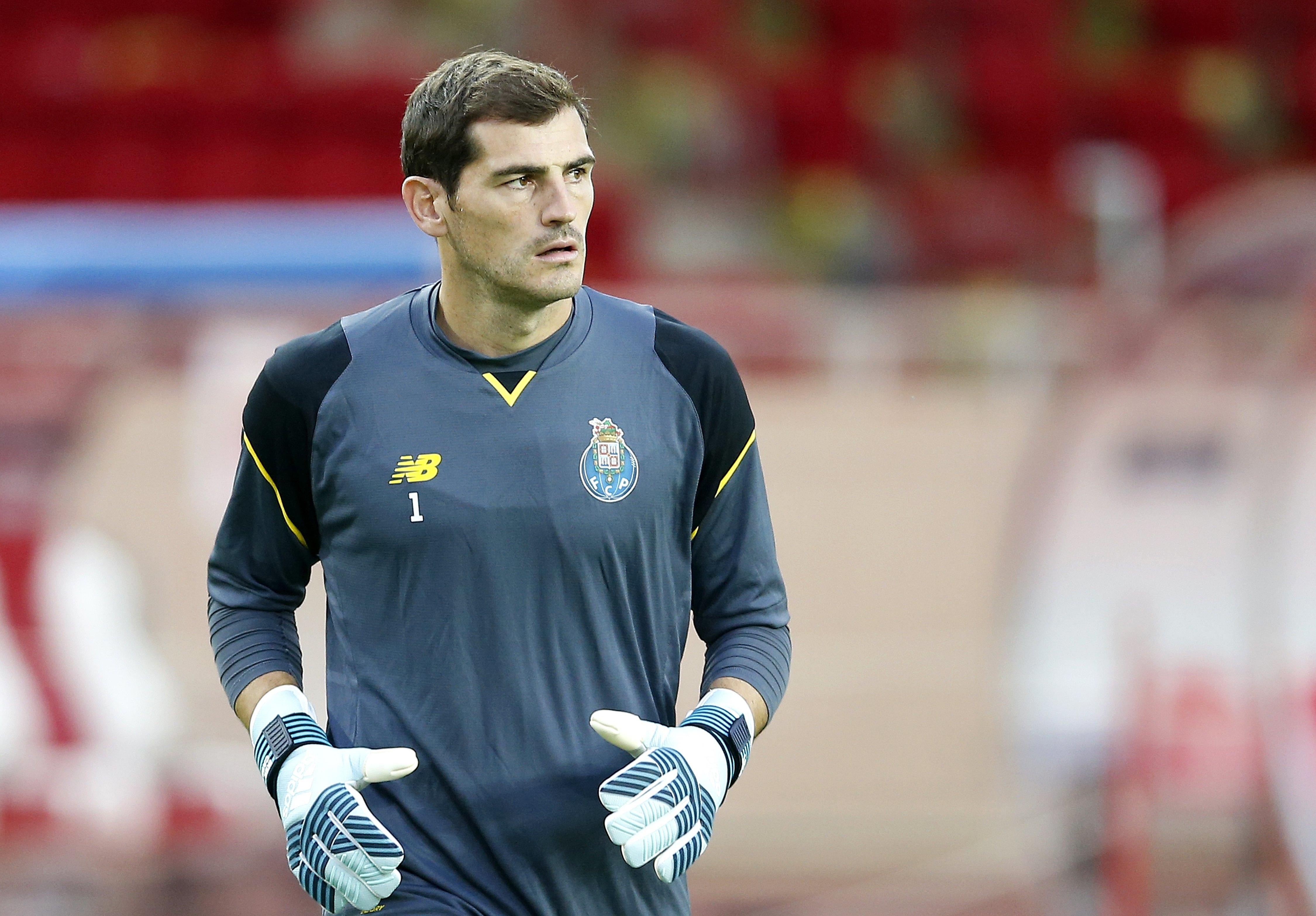 O impacto em Espanha das declarações de Conceição sobre Casillas
