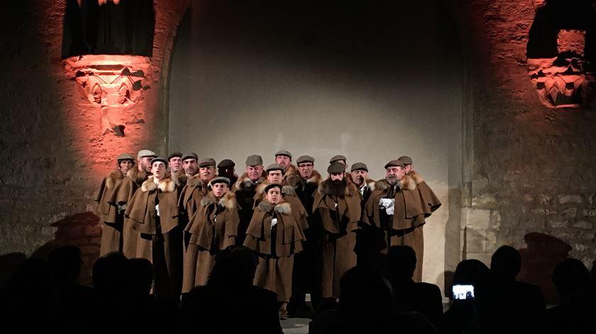 Fez-se silêncio para ouvir o Cante Alentejano em Praga